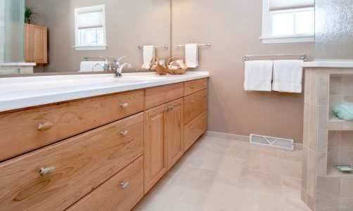 Top Ten Things About Remodeling a Bathroom